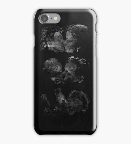 Kissing Couples, Brighton iPhone Case/Skin