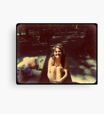 Forest Self Canvas Print