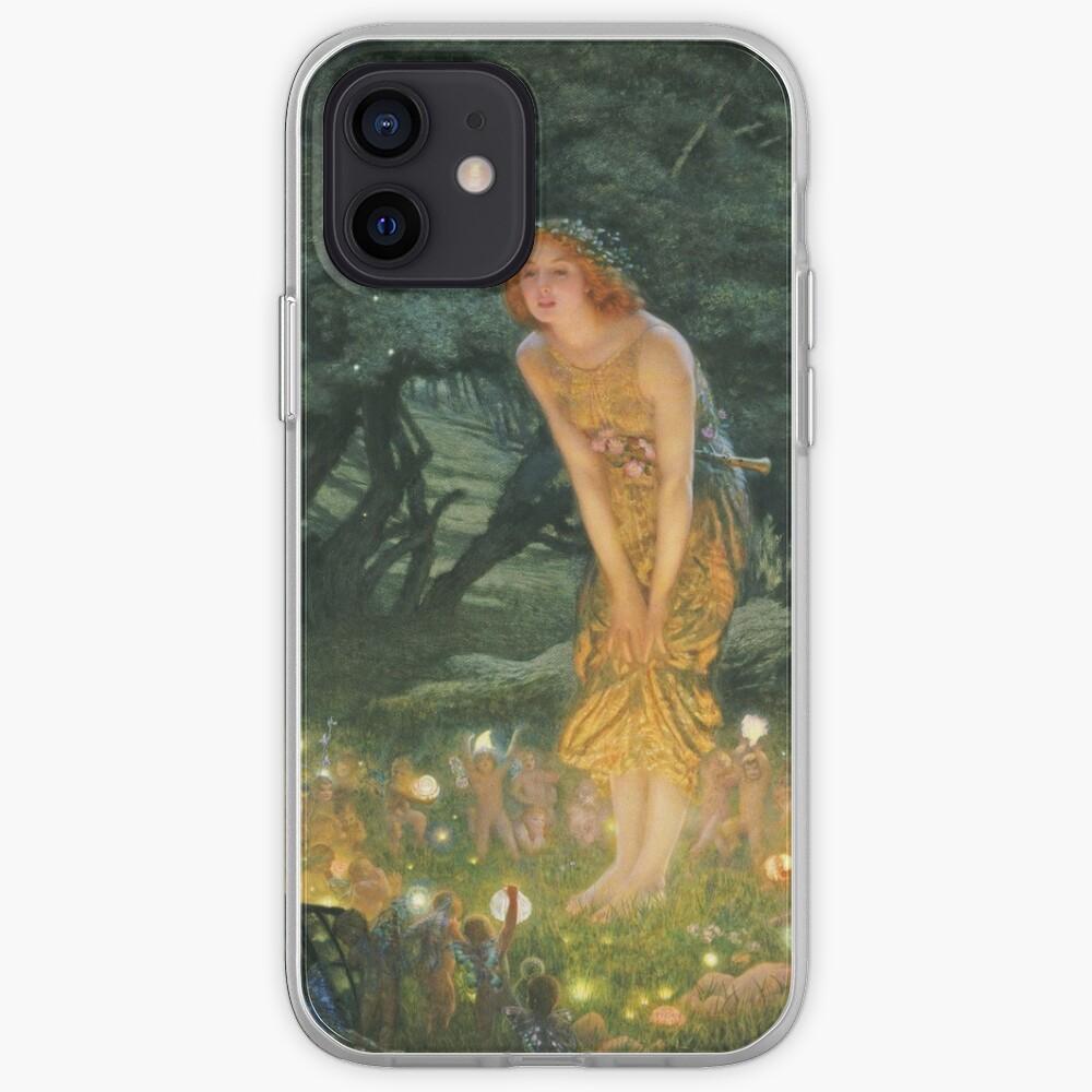 Edward Robert Hughes - Midsummer Eve iPhone Case & Cover