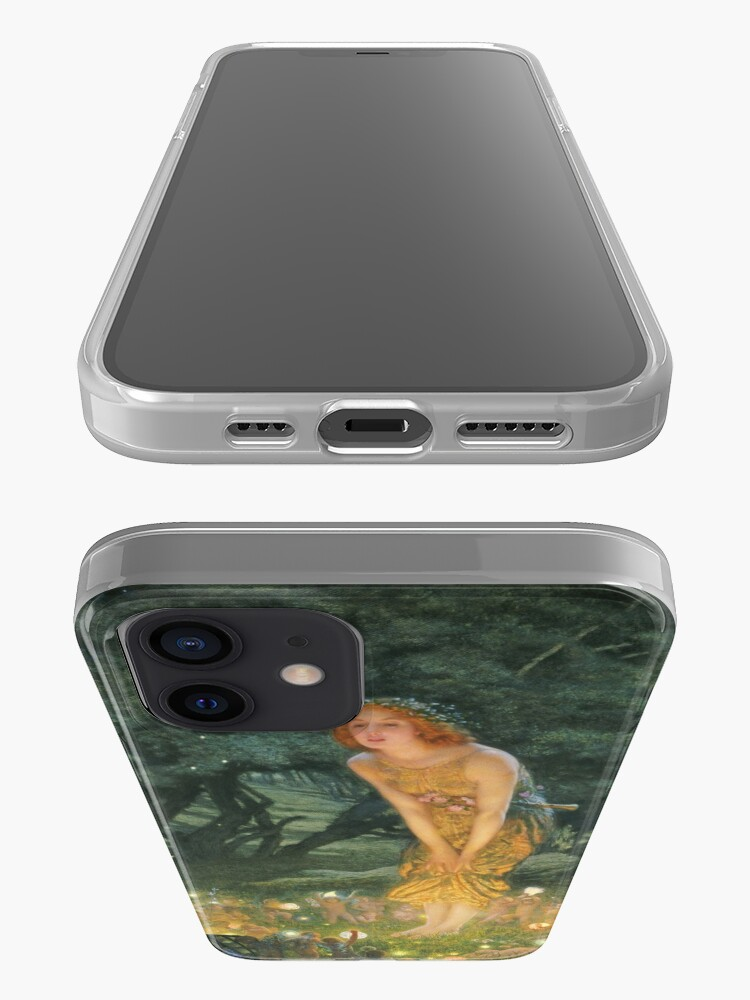 Alternate view of Edward Robert Hughes - Midsummer Eve iPhone Case & Cover