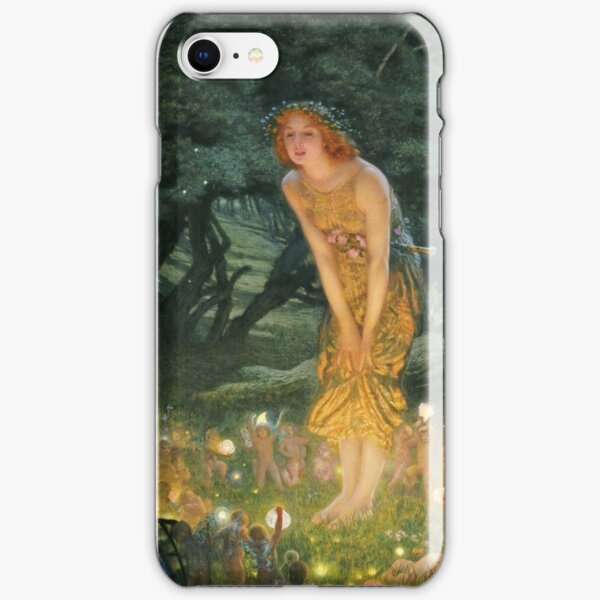 Edward Robert Hughes - Midsummer Eve iPhone Snap Case