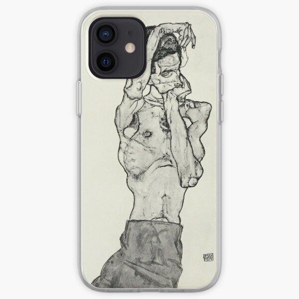 Egon Schiele - Zeichnungen II 1914  iPhone Soft Case