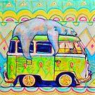 Bear On a Bus by Elizabeth D'Angelo