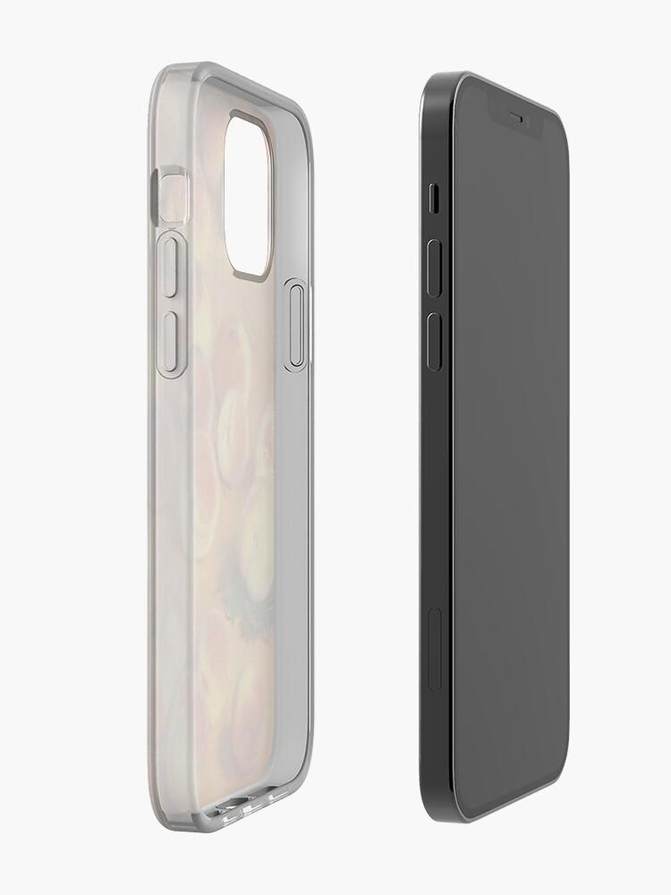 Alternate view of Claude Monet - Peaches iPhone Case & Cover