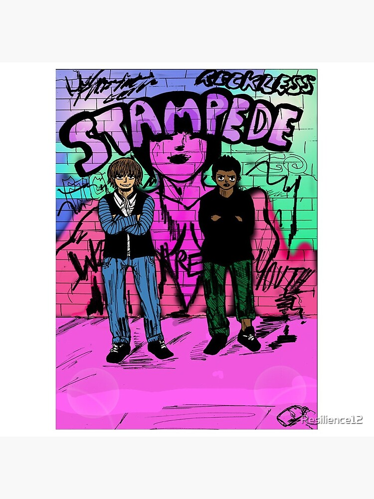 Stampede- Youth by Resilience12