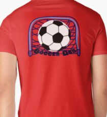 Soccer Dad Mens V-Neck T-Shirt