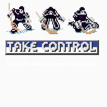 NHL 94: Take Control  by Hockeywood