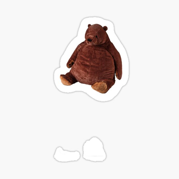 DJUNGELSKOG Sticker