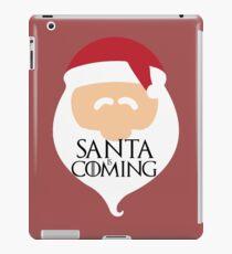 Santa is Coming 2 - Game of Thrones iPad Case/Skin