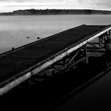 THe Dock  by JerryCordeiro