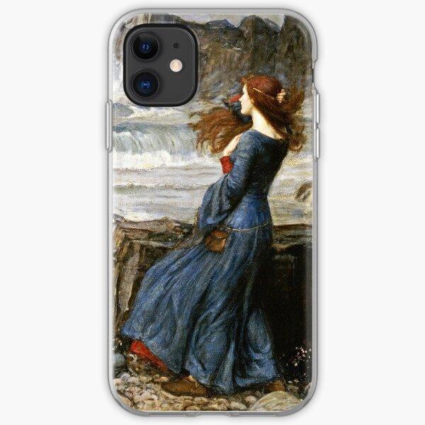 John William Waterhouse - Miranda - The Tempest iPhone Soft Case