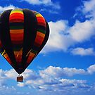 Balloon Ride by Stephen Forbes