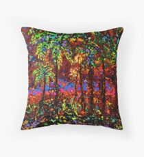 Sunbeam by Florida Artist John E Metcalfe Throw Pillow