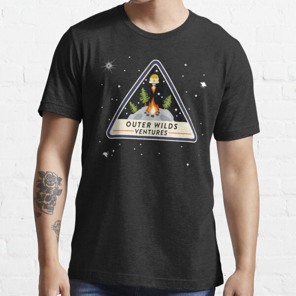 Outer Wilds Ventures Patch Essential T-Shirt