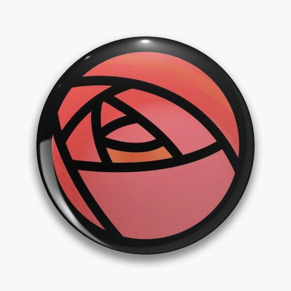 Charles Mackintosh Rose Pin