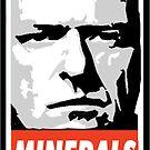 Minerals- Hank Obeys by Vajradhara