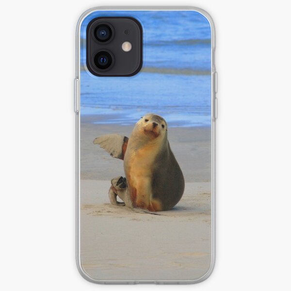 They Went That-A-Way iPhone Soft Case