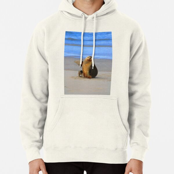They Went That-A-Way Pullover Hoodie