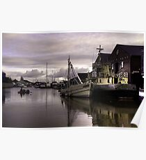 Exeter Canal Basin  Poster