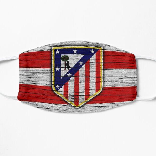 Atletico Madrid Mascarilla plana