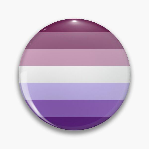 Ace Lesbian Pride Flag Pin
