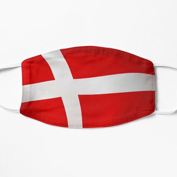 Dannebrog dänische Flagge Fahne Dänemark Flache Maske