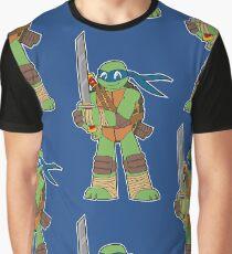 Leonardo Graphic T-Shirt