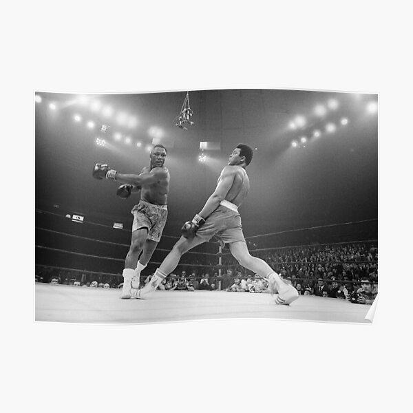 Muhammad Ali contre Joe Frazier Poster