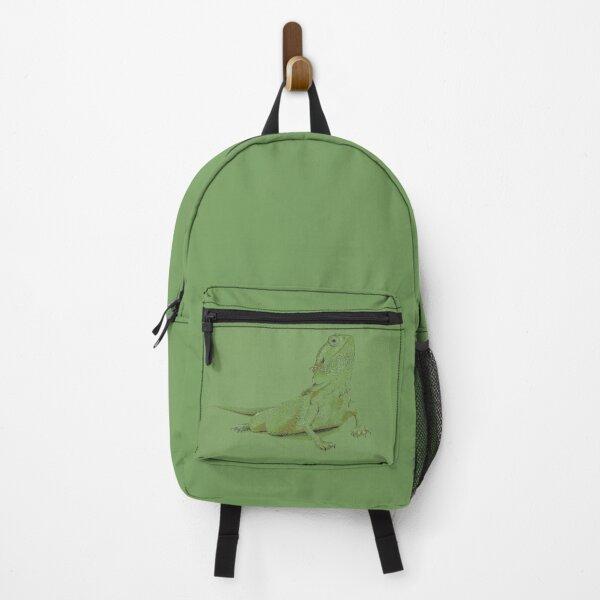 Bearded dragon Backpack