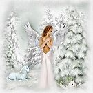 The Angel of Peace  by Morag Bates