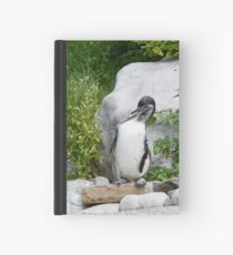Humboldt Penguin Hardcover Journal