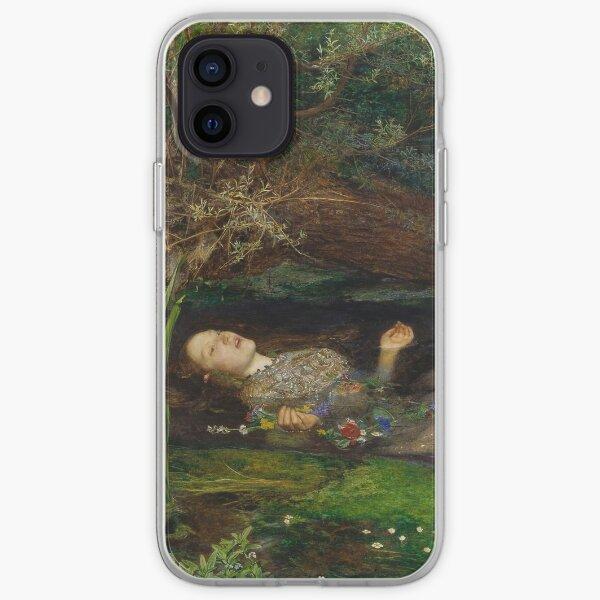 John Everett Millais - Ophelia iPhone Soft Case