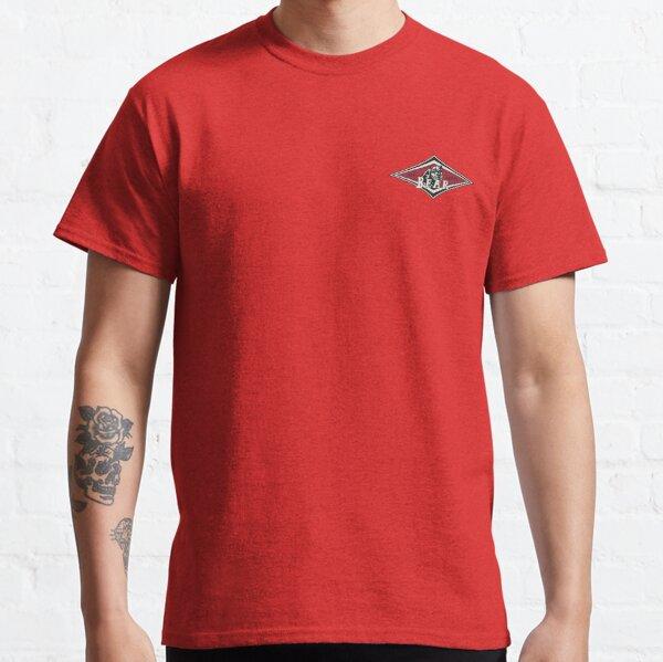 Baesic Bear Surf Boards Classic T-Shirt
