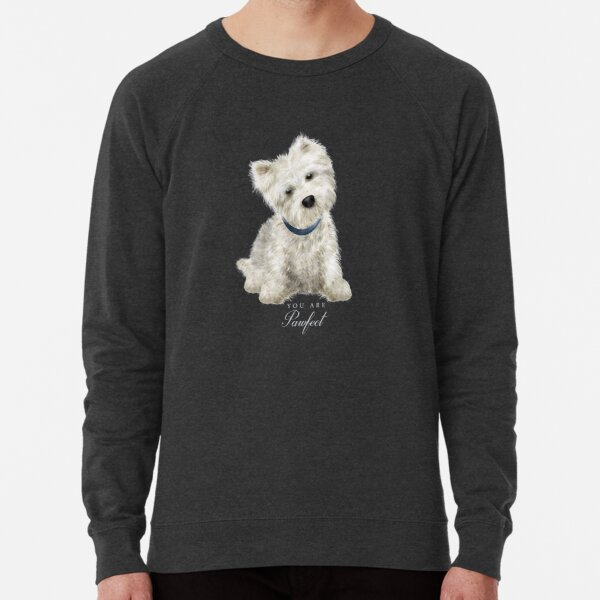 you are pawfect for him! Lightweight Sweatshirt