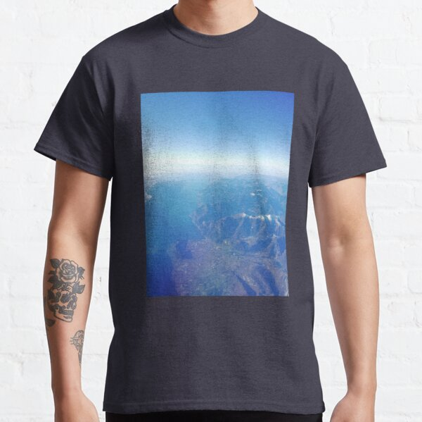 Tranquil mountains 3 Classic T-Shirt