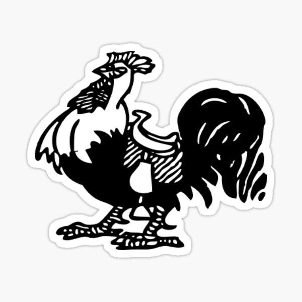 Want a Big Black Cock Ride? Sticker