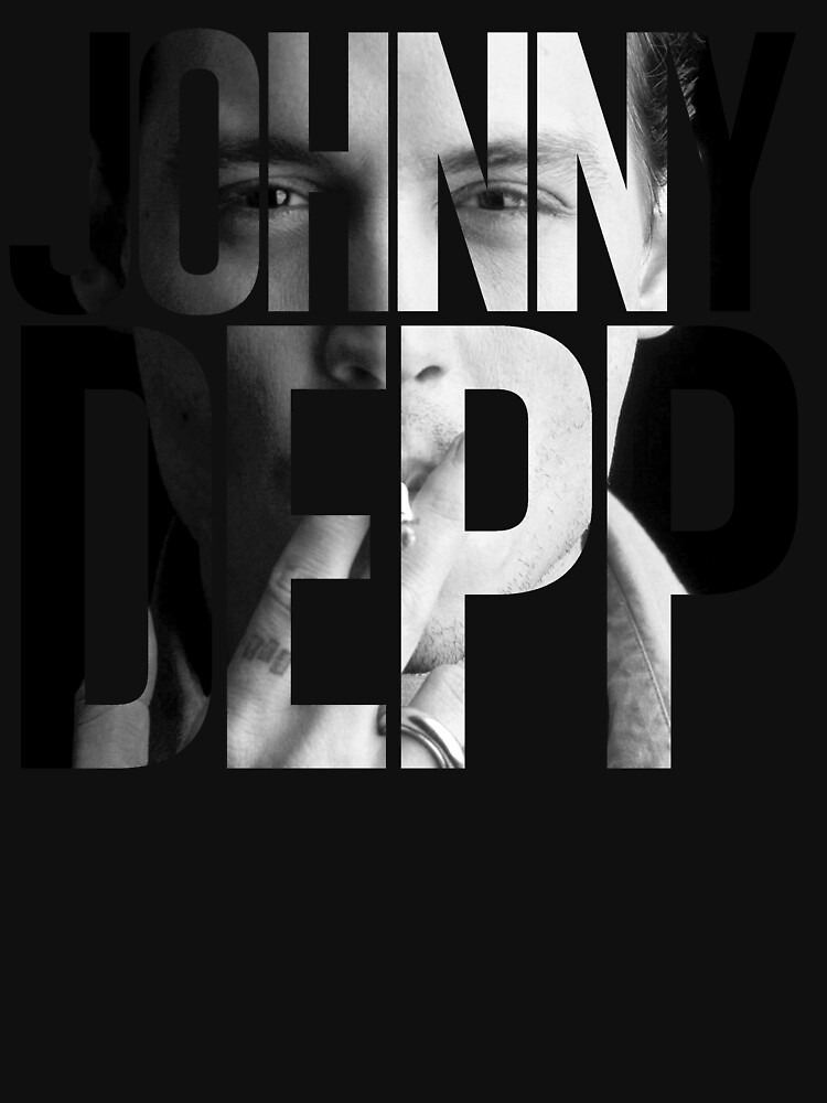 Johnny Depp | Unisex T-Shirt