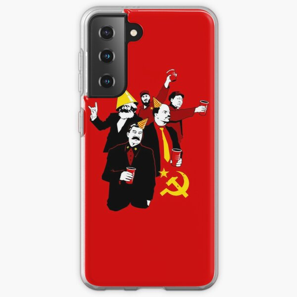 The Communist Party (variant) Samsung Galaxy Soft Case