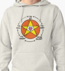 THE WiTCHES PYRAMiD Pullover Hoodie