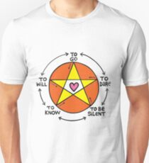 THE WiTCHES PYRAMiD Unisex T-Shirt