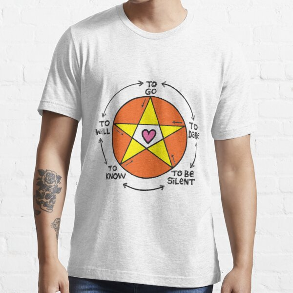 THE WiTCHES PYRAMiD Essential T-Shirt