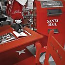 Santa Mail Christmas by Sevastra