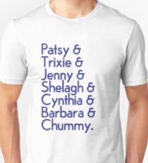 Nonnatun Nurses Unisex T-Shirt