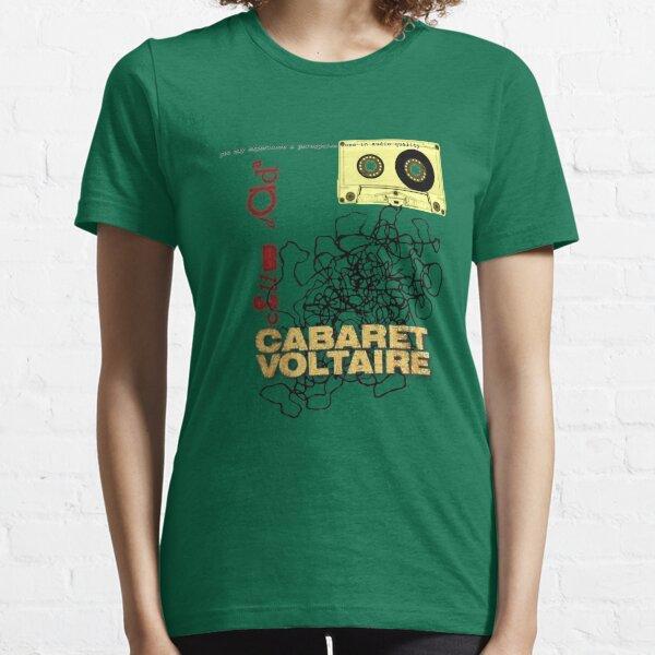 club dada - cabaret voltaire [tape spaghetti] Essential T-Shirt