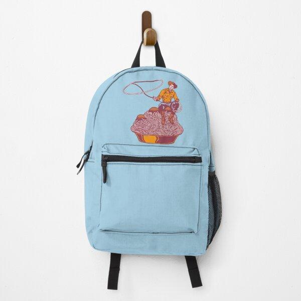 Spaghetti Western Backpack