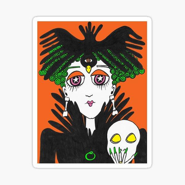 The Bone Lady Sticker