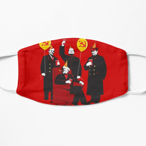 The Communist Party 3: The Communing Flat Mask