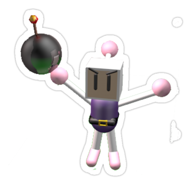 Bomberman by Dwardo