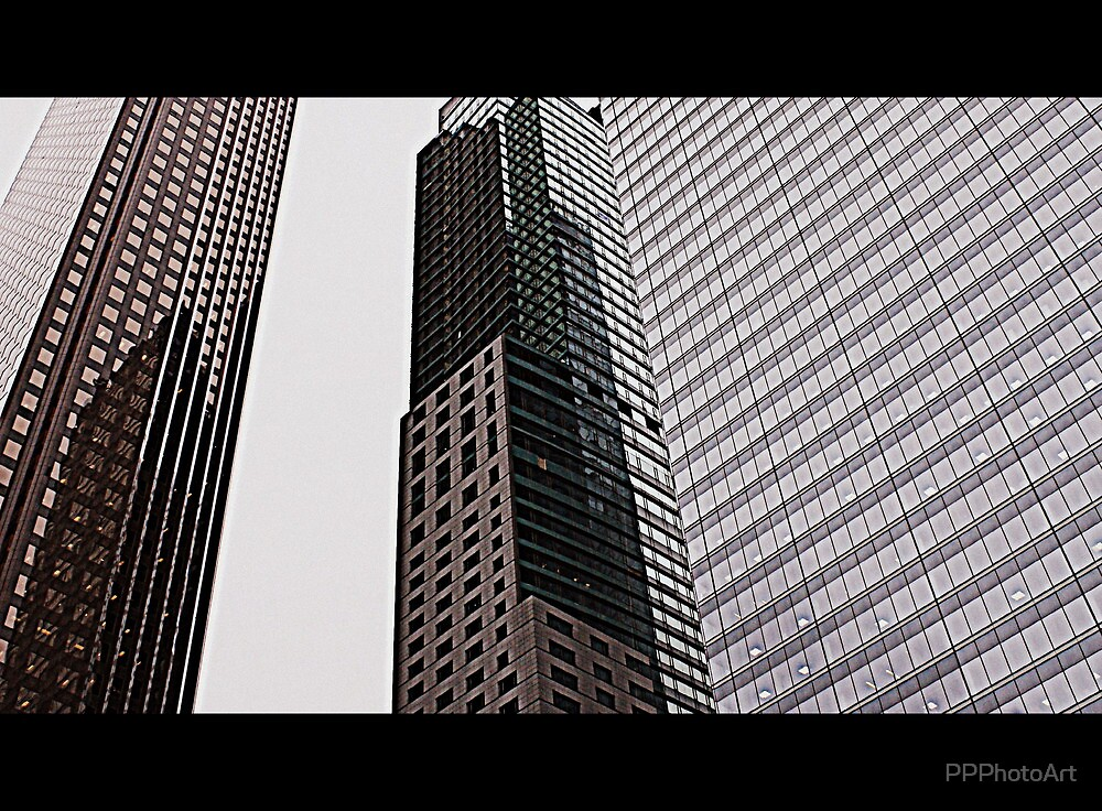Glass Walls by PPPhotoArt