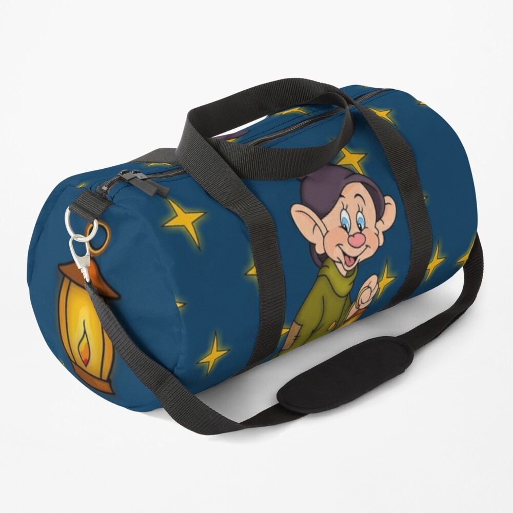 Dopey Lantern Duffle Bag